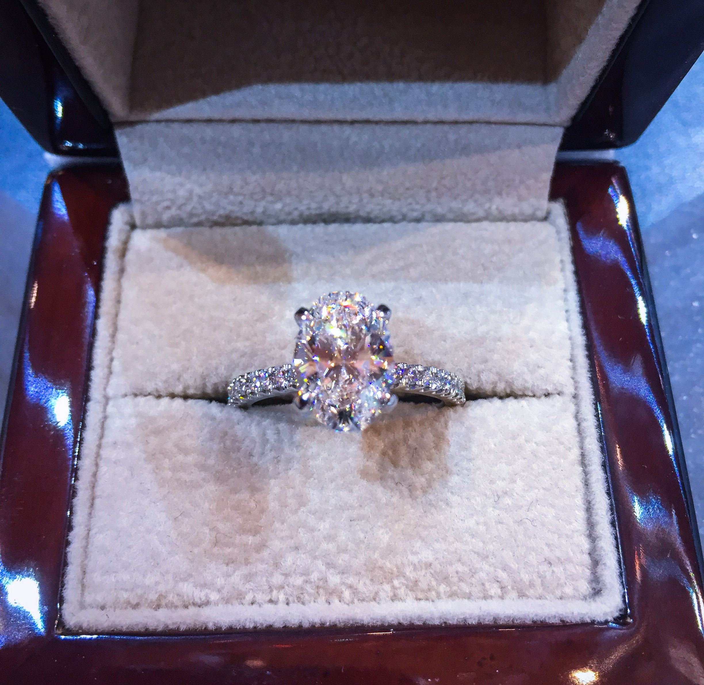 platinum hawaii for guy art photo engagement ring old rings amazing deco cut mine sale diamond