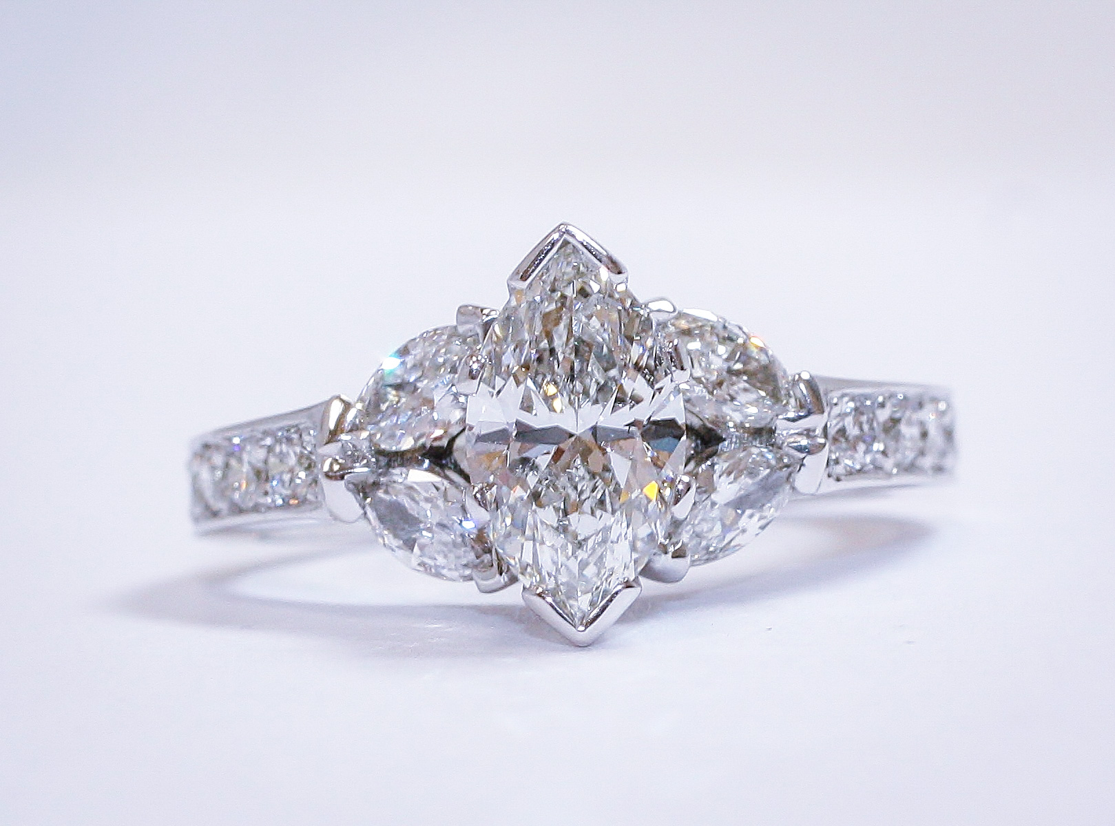 Sell_My_Diamond_Engagement_Ring Engagement Ring.  Sell_Vintage_Marquis_Diamond_Rings